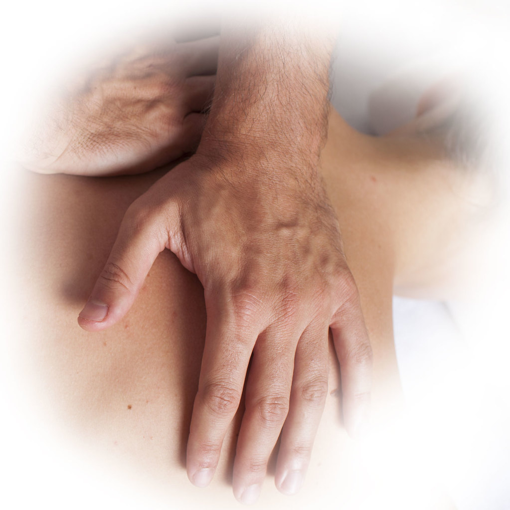 Osteopath treatment
