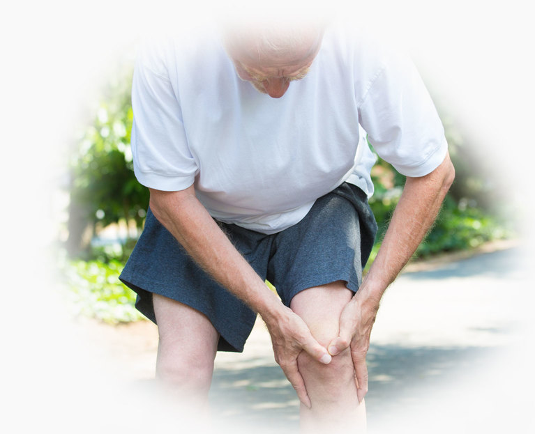 Arthritis, knee joint pain