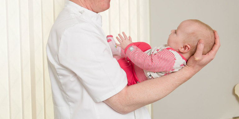 Osteopathy for babies