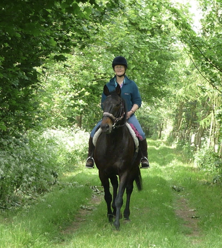 Osteopathy & horse riding